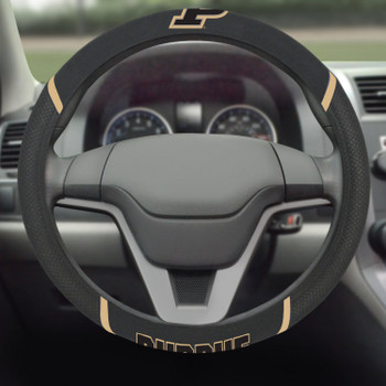 Purdue University Steering Wheel Cover