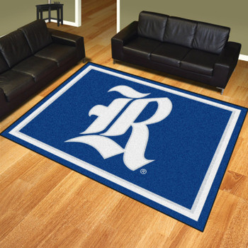 8' x 10' Rice University Blue Rectangle Rug