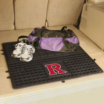 "31"" Rutgers University Heavy Duty Vinyl Cargo Trunk Mat"