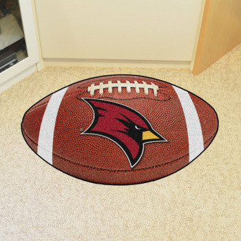 "20.5"" x 32.5"" Saginaw Valley State University Football Shape Mat"