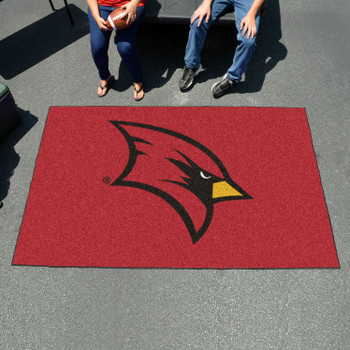 "59.5"" x 94.5"" Saginaw Valley State University Red Rectangle Ulti Mat"