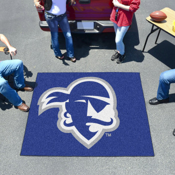 "59.5"" x 71"" Seton Hall University Blue Tailgater Mat"
