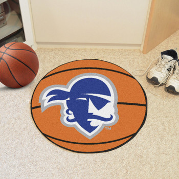 "27"" Seton Hall University Basketball Style Round Mat"