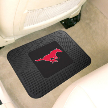 "14"" x 17"" Southern Methodist University Car Utility Mat"
