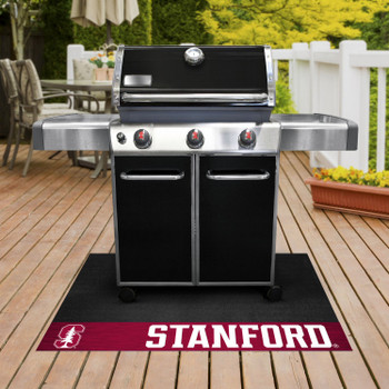 "26"" x 42"" Stanford University Grill Mat"