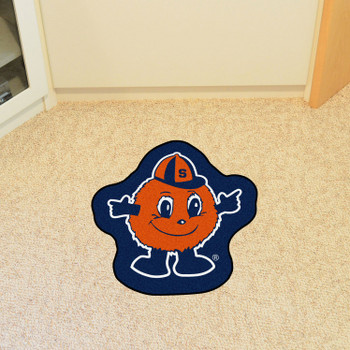 "Syracuse University Mascot Mat - ""Otto"" Logo"