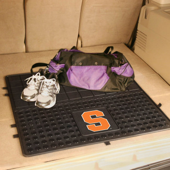 "31"" Syracuse University Heavy Duty Vinyl Cargo Trunk Mat"