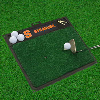 "20"" x 17"" Syracuse University Golf Hitting Mat"