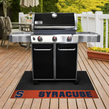 "26"" x 42"" Syracuse University Grill Mat"