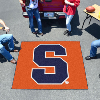 "59.5"" x 71"" Syracuse University Orange Tailgater Mat"