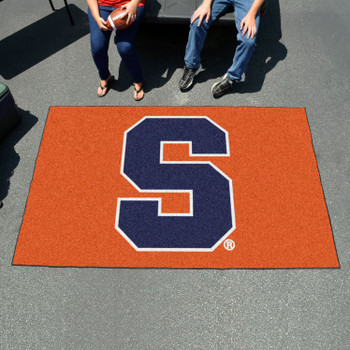 "59.5"" x 94.5"" Syracuse University Orange Rectangle Ulti Mat"