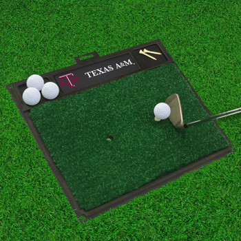 "20"" x 17"" Texas A&M University Golf Hitting Mat"