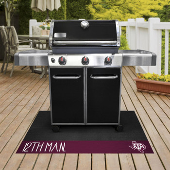 Texas A&M University Southern Style Grill Mat