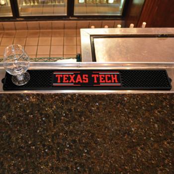 Texas Tech University Vinyl Drink Mat