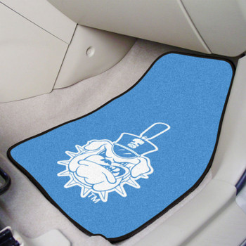 The Citadel Blue Carpet Car Mat, Set of 2