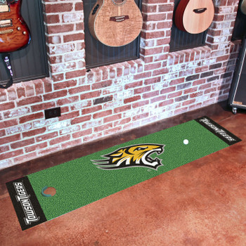 "18"" x 72"" Towson University Putting Green Runner Mat"