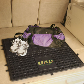 "31"" University of Alabama at Birmingham Heavy Duty Vinyl Cargo Trunk Mat"