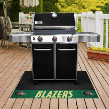 "26"" x 42"" University of Alabama at Birmingham Grill Mat"