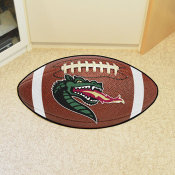 "20.5"" x 32.5"" University of Alabama at Birmingham Football Shape Mat"