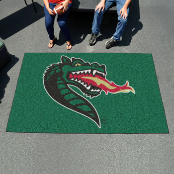 "59.5"" x 94.5"" University of Alabama at Birmingham Green Rectangle Ulti Mat"