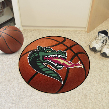 "27"" University of Alabama at Birmingham Basketball Style Round Mat"