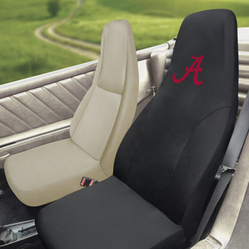 "University of Alabama Car Seat Cover - ""Script A"" Logo"
