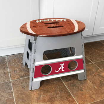 University of Alabama Folding Step Stool