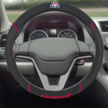 University of Arizona Steering Wheel Cover