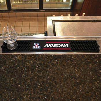 University of Arizona Vinyl Drink Mat