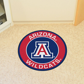 "27"" University of Arizona Roundel Round Mat"