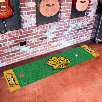 "18"" x 72"" University of Arkansas at Pine Bluff Putting Green Runner Mat"