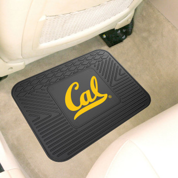 "14"" x 17"" University of California - Berkeley Car Utility Mat"