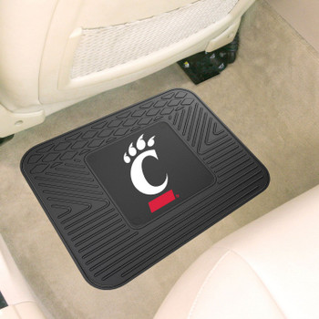 "14"" x 17"" University of Cincinnati Car Utility Mat"