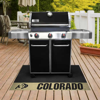"26"" x 42"" University of Colorado Grill Mat"