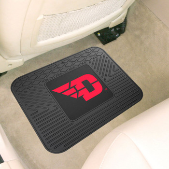 "14"" x 17"" University of Dayton Car Utility Mat"