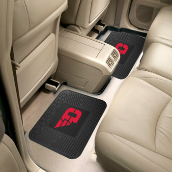 University of Dayton Heavy Duty Vinyl Car Utility Mats, Set of 2