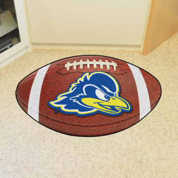 "20.5"" x 32.5"" University of Delaware Football Shape Mat"