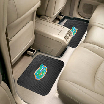 University of Florida Heavy Duty Vinyl Car Utility Mats, Set of 2