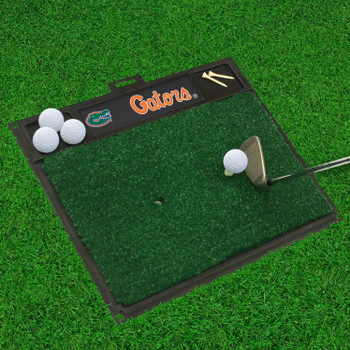 "20"" x 17"" University of Florida Golf Hitting Mat"