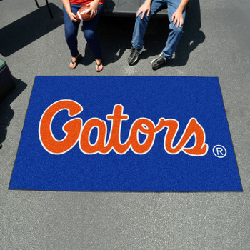 "59.5"" x 94.5"" University of Florida Blue Rectangle Ulti Mat"