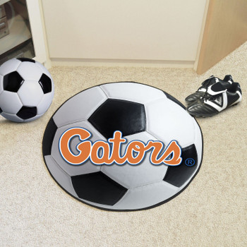 "27"" University of Florida Gators Soccer Ball Round Mat"
