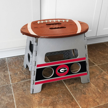 University of Georgia Folding Step Stool