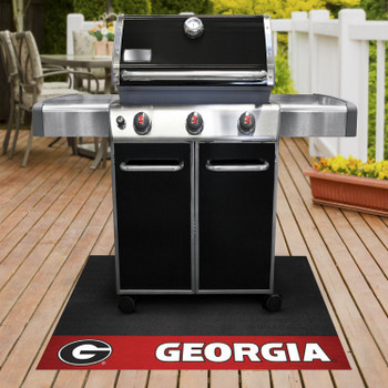 "26"" x 42"" University of Georgia Grill Mat"