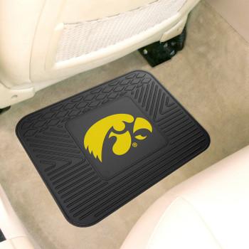 "14"" x 17"" University of Iowa Car Utility Mat"