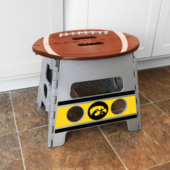 University of Iowa Folding Step Stool