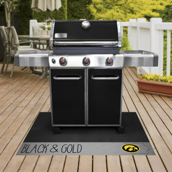 University of Iowa Southern Style Grill Mat
