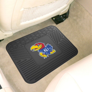 "14"" x 17"" University of Kansas Car Utility Mat"