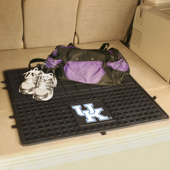 "31"" University of Kentucky Heavy Duty Vinyl Cargo Trunk Mat"