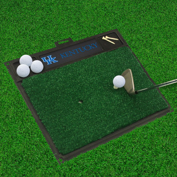 "20"" x 17"" University of Kentucky Golf Hitting Mat"