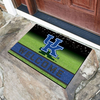 "18"" x 30"" University of Kentucky Crumb Rubber Door Mat"